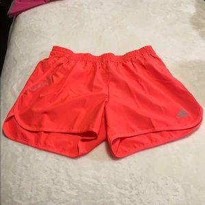 Athletic adidas shorts